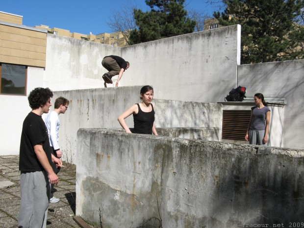 Parkour Training